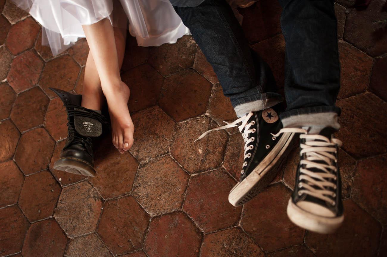 Un mariage rock'n roll et rouge passion - La Soeur de la Mariée - Blog Mariage