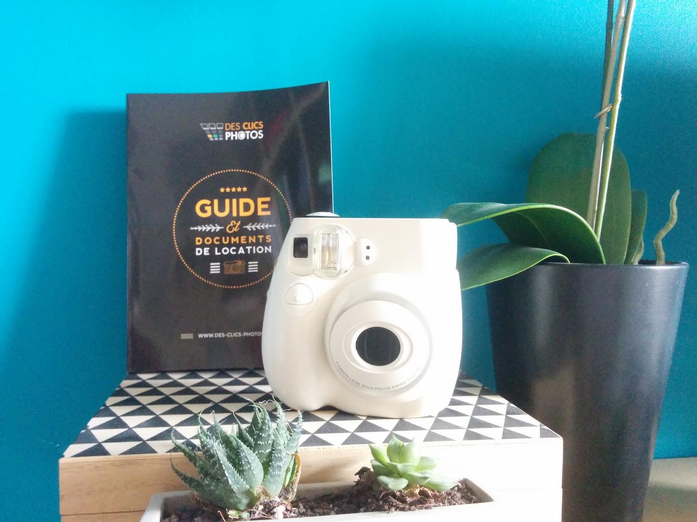 la s ur de la mari e j ai test un polaroid pour son mariage. Black Bedroom Furniture Sets. Home Design Ideas