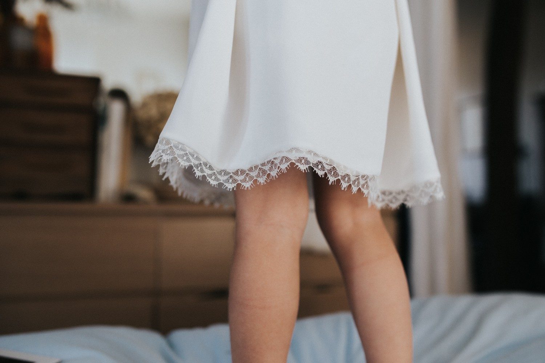 Robe de cortège Babyfolk Odette